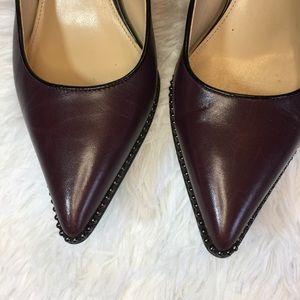 97bace8e415 Coach Shoes - Women s Coach Vonna Leather Pointed Toe Pumps